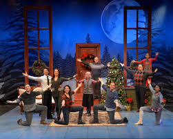 review christmas inn at westchester broadway theatre