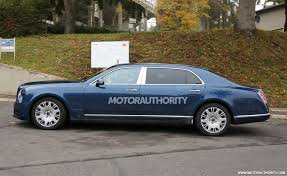 bentley mulsanne 2017 bentley mulsanne long wheelbase spy shots