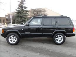 dark gray jeep cherokee highland motors chicago schaumburg il used cars details