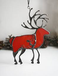 Decorate Christmas Glass Ornaments by Best 25 Stained Glass Ornaments Ideas On Pinterest Stained