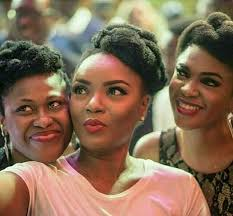 naigerian actresses hairstyles 10 nigerian actresses giving us natural hair goals dope life is