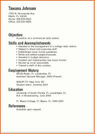 graduate student resume example recent college graduate resume