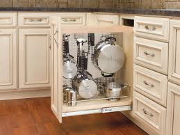 kitchen rev ideas great idea for narrow lower cupboard beside stove diy as this is