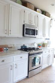 kitchen cabinets with silver handles white cabinets in kitchen white kitchen makeover white