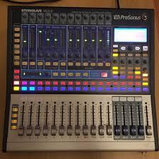 Recording Studio Mixing Desk by Digital Audio Live Mixing Desk Recording Studio Presonus