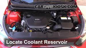 how many quarts of does a hyundai accent take coolant flush how to hyundai accent 2012 2016 2013 hyundai