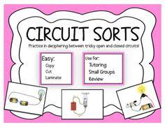 Challenge Open Or Closed Circuit Stem Challenge Circuits Project Based Learning And