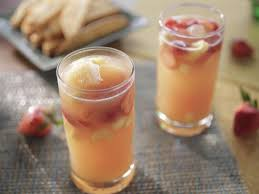 Southern Comfort Punch Recipe Knockout Punch Recipe Trisha Yearwood Food Network
