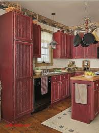 deco cuisine rustique fraîche repeindre meuble cuisine rustique pour idees de deco de