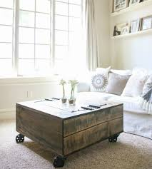 coffee table coffee table with wheels antique black oval storage