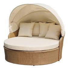 outdoor canopy daybed wayfair