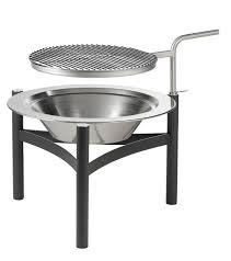 Dancook Firepit Dancook 9000 Stainless Steel Bowl F28sp0013