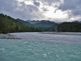 Alaska rivers images Confluence kings and matanuska rivers alaska jpg