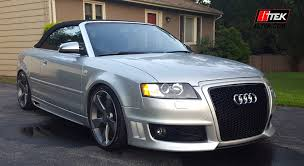 audi b6 kit kit styling audi cabriolet a4 8h 2003 2006 rieger tuning