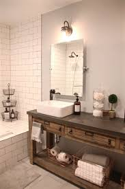 vanity mirror with lights tilt mounting brackets for bathroom remodel restoration hardware hack mercantile console