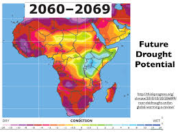 Africa Climate Map by Eco Authoritarian Catastrophism The Dismal And Deluded Vision Of