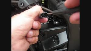 how to bypass the kickstand safety switch 2008 kawasaki ninja