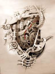 31 best biomechanical tattoo images on pinterest amazing tattoos
