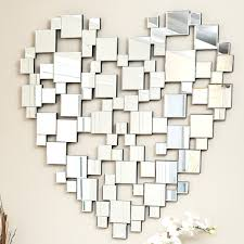 umbra pixical mirrored wall decor set of 24 the mirrored wall