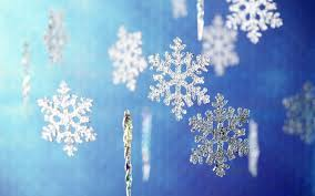 snowflake decorations snowflake christmas decorations crafthubs wallpaper new year