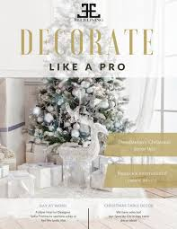 decorate like a pro dec2016 by elceliving issuu