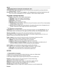 condensed biology georgia eoct study guide cellular respiration