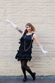how to make a 1920s hairpiece diy flapper costume a beautiful mess