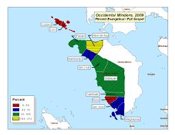 san jose mindoro map philippines church province summaries