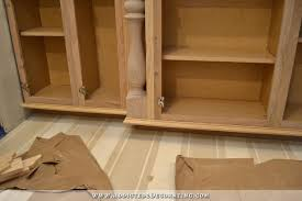 Making Your Own Cabinets Diy Decorative Feet For Stock Cabinets