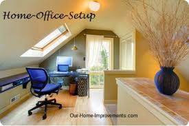 these best home office setup tips will get your new home office