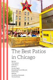 the best patios in chicago lake shore lady