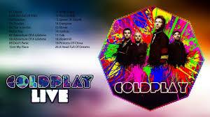 coldplay album 2017 top 20 coldplay best songs 2017 best of coldplay youtube