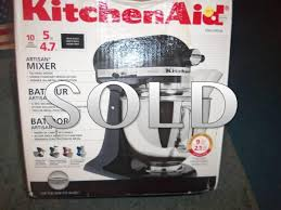 Used Kitchen Aid Mixer by New Kitchen Aid Mixer In Box The Jackpot New U0026 Used Furniture