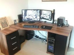 Small Corner Computer Desks Small Computer Corner Desk Bethebridge Co