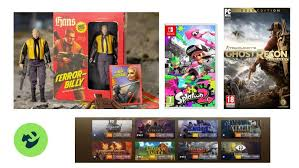 tuesday u0027s best deals big ubisoft discounts splatoon 2