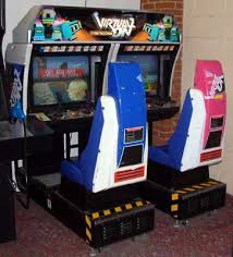japanese arcade cabinet for sale cybertroopers virtual on releases and cabinet differences klov