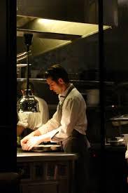 le chef en cuisine restaurant le flacon 1 michelin livingeneva