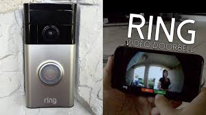 ring video doorbell review bringing safety u0026 security to your