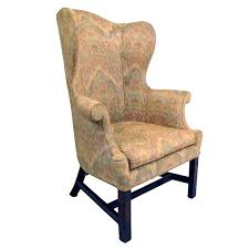 Small Wing Chairs Design Ideas Wing Chair Small Chair With Small Wing Back