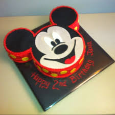 mickey mouse cake mickey mouse birthday cake 5 lbs send gifts to pakistan