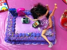 Birthday Cakes For Girls Funny Birthday Cakes For Girls