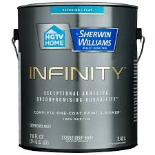 Sherwin Williams Poised Taupe Shop Hgtv Home By Sherwin Williams Infinity Paint At Lowes Com