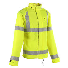 motorcycle style jacket neese ansi 3 police motorcycle rain jacket