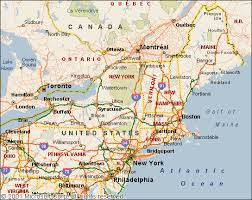 northeastern cus map united states map maps of usa states map of us maps northeast usa