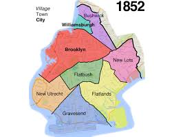 Street Map Of Queens New York by Brooklyn U0027s Evolution From Small Town To Big City To Borough