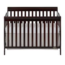 Bed Frame For Convertible Crib Convertible Crib Toddler 5 In 1 Espresso Bed Frame And Mattress