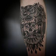 50 owl and skull ideas for your ink