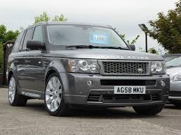 land rover sport price used 2008 land rover range rover sport 3 6 td v8 hst 5dr for sale