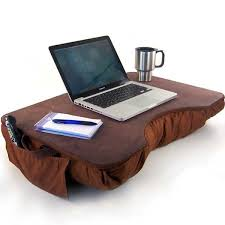Laptop Desk With Cushion Laptop Desk With Light And Cup Holder Hostgarcia