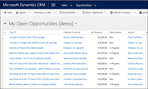 Excel Templates Analyze Your Data With Excel Templates Microsoft Dynamics 365